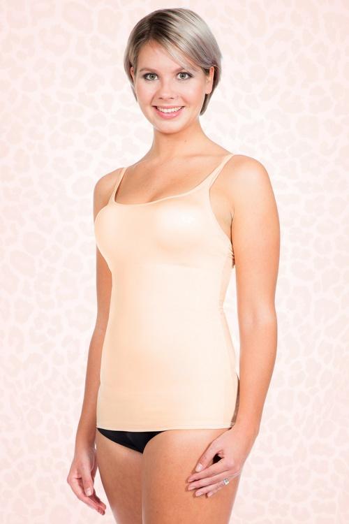 Magic Bodyfashion Luxury Camisole Latte 170 51 18165 03