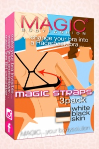 Magic Bodyfashion Magic Straps 189 90 18160 01