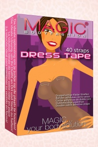 Magic Bodyfashion Dress Tape Clear 179 98 18157 01