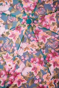 So Rainy Light Blue Floral Umbrella 270 39 18190 02042016 008