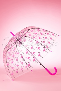 So Rainy Flamingo Umbrella 270 22 18187 02042016 012W