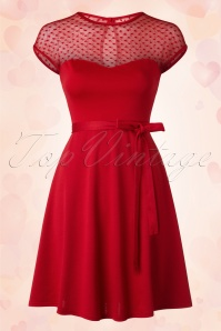 Steady Clothing Hearts Only Red Dress 106 20 18005 20160208 0001SW