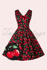 Dolly and Dotty Petal Swing Cherry Dress 102 14 16469 20160210 0009WV