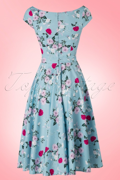 47b89b9c0946 Bunny Belinda 50s Swing Dress 102 39 18258 20160212 0008W