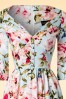 Vixen Blue Floral Swing Dress 102 39 17968 20160215 0008V
