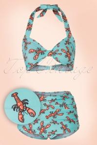 Esther Williams Lobster Bikini Top  160 39 17575 20160217 0003SetV