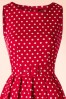 Dolly and Dotty Lola Classic Dress in Red 102 27 18322 02172016 006V