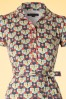 King Louie Palacebi Polo Dress TopVintage Exclusive 106 39 17940 20160224 00072