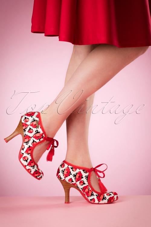Ruby Shoo Willow Ladies Shoe Tulip 430 59 16810 02242016 009W