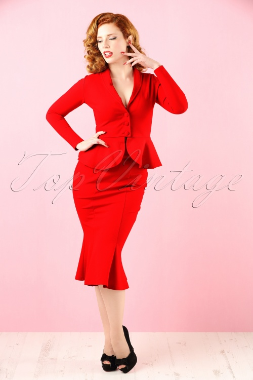 Heart of Haute Red Diva Jacket 150 20 17024 20151130 0004(1) bewerkt colorcorrW