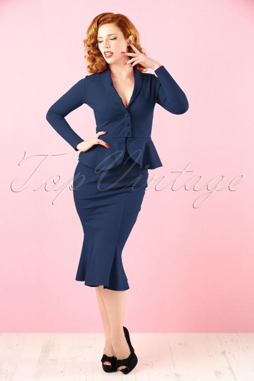 Heart of Haute Blue Diva Jacket 150 20 17022 2W