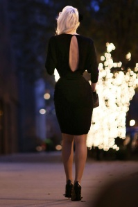 Zoe Vine Marylin Black Pencil Dress 100 10 18520 20160302 2