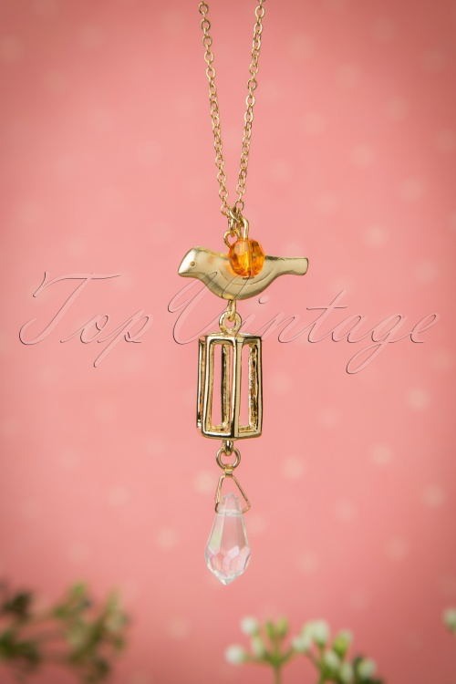Darling Divine Bird on The Cage Necklace 301 91 18544 03012016 002W