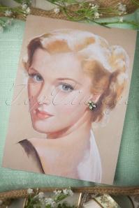 Lovely Double Flower Earrings 341 40 18386 03012016 006W