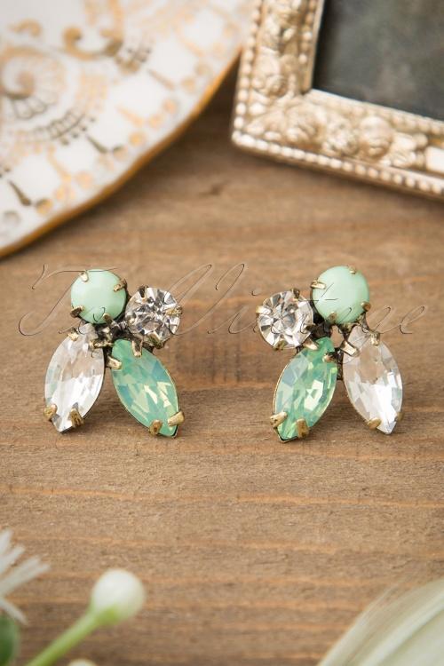 Lovely Double Flower Earrings 341 40 18386 03012016 003W