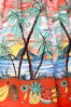 Dancing Days by Banned Orange Tropical Beach Skirt 122 27 17817 20160307 0009