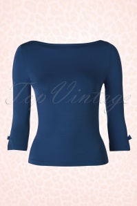 Dancing Days by Banned Sophie Top in Blue 113 20 17790 20160308 0004W