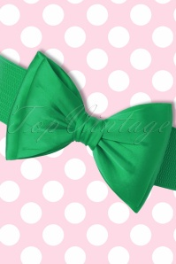 Banned Bow Belt in Green  230 40 17878 20160308 0008W