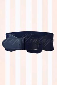 Bunny Rizzo Belt Navy 230 31 18295 03232015 04W
