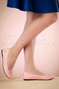 Foldable Ballerina Grace in Pink