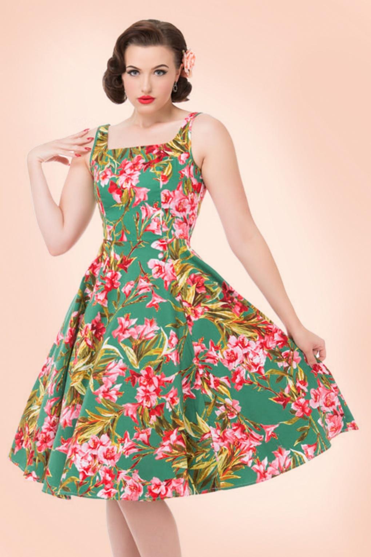 Swing Dresses