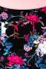Hearts & Roses  Black Swing Dress Pink Flowers 102 14 17111 03182016 003