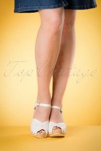 Miss L Fire Junebug White Sandals 421 50 17191 03242016 005W