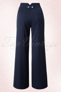 Dancing Days by Banned Navy Julia Trousers 131 31 17841 20160330 0013W