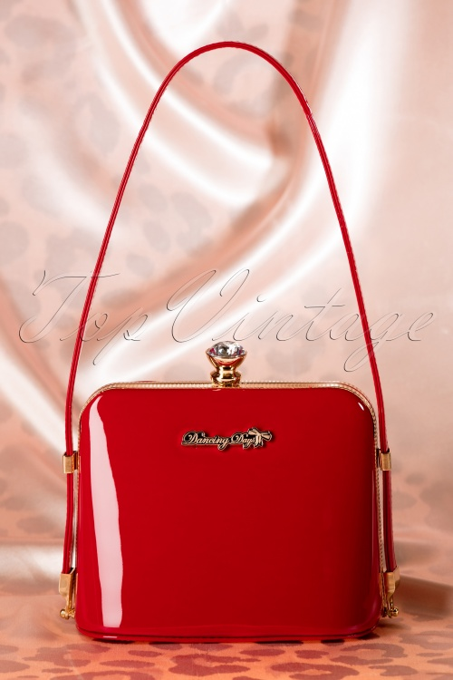 Dancing Days by Banned CDoris Handbag in Red 212 20 17862 04012016 016W