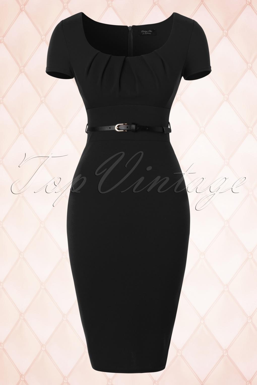 Black dress vintage - Black Dress Vintage 33