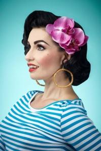 Lady Lucks Boutique Bamboo Earrings 333 70 18640 04012016 model01