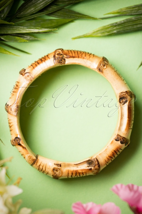 Lady Lucks Boutique Bamboo XL bangle 310 70 18637 04012016 012W