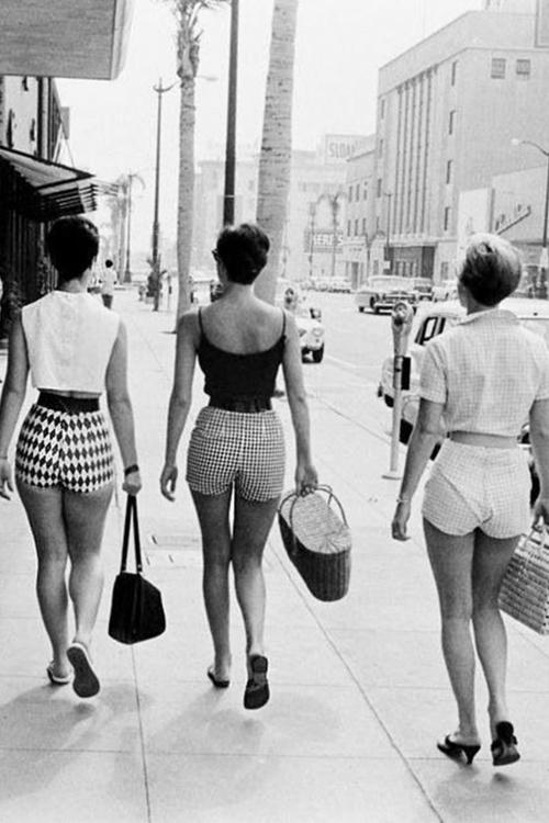 50s shorts