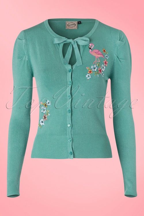 Dancing Days by Banned Flamingo Cardigan  140 40 12745 20160407 0010W