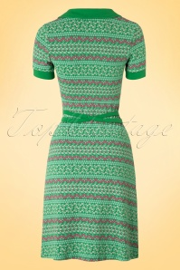 Blutsgeschwister Love and Tenderness Dress Green 106 49 16927 20160408 0007W