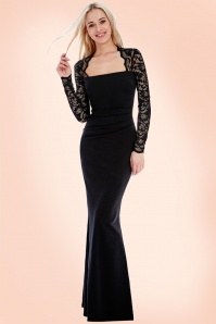 Collectif Clothing Square Neck Maxi Prom Dress 108 10 19157 1