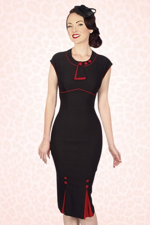 Discover the latest pencil dresses with ASOS. Shop for a range of pencil dress styles today with ASOS. Queen Bee v neck pencil dress in red. $ ASOS DESIGN abstract zip detail bandeau pencil dress. True Decadence sequin lace cape detail pencil dress in black. $ Closet tie front dress with kimono sleeve. $