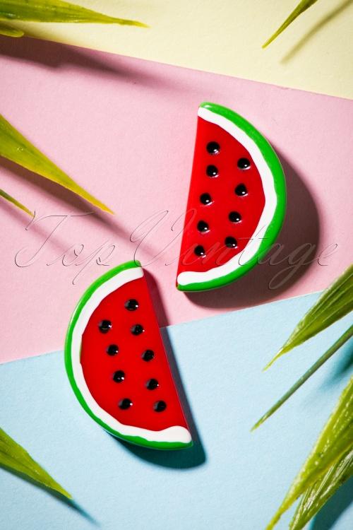 Lady Lucks Boutique Watermelon Earrings 330 20 18634 04252016 005W