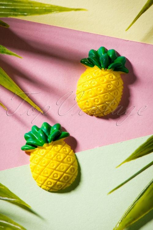 Lady Lucks Boutique Pineapple Earrings 330 80 18635 04252016 011W