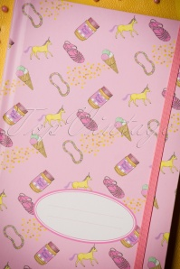Sun Jellies Peanut Butter Jelly Notebook 538 29 19161 04212016 021W