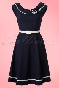 Vixen Blue Sailor Semi Swing Dress 102 30 17957 20160428 0005W