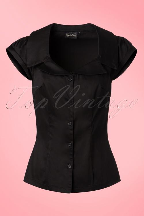 Vixen Black Blouse 112 10 18591 20160428 0008W