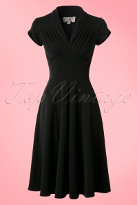 Miss Candyfloss Odette New York Dress Black 102 10 17945 20160216 0006a