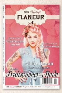 Der Vintage Flaneur Ausgabe 16, 2016