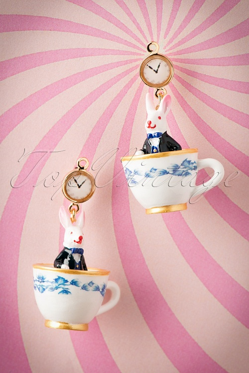 Les Néréides Le teatime Earrings 333 50 18460 05032016 002W