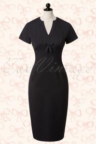 Glamour Bunny Greta Black Dress 100 10 17908 20151211 0003pop