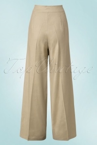 Bunny Honeybear Camel Trousers 31 52 18289 20160509 0004W