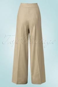 Bunny Honeybear Camel Trousers 31 52 18289 20160509 0004W