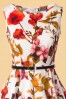 Lady V Floral Swing Dress 102 59 19164 20160523 0010V