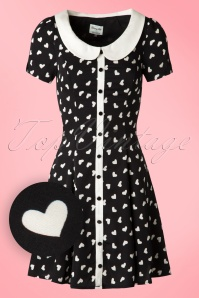 Dancing Days by Banned Black Hearts Dress 106 14 17843 20160526 0005W1